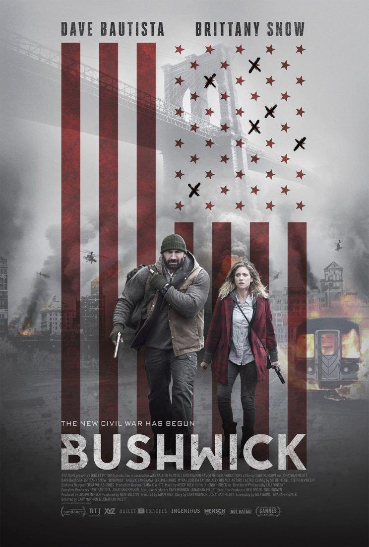 Bushwick 2017 Legendado