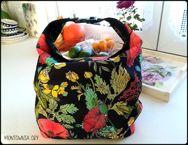 Praktyczna torebka śniadaniowa – lunch bag