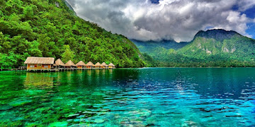 Tiga Pantai Ini Tak Kalah Cantiknya dengan Pantai yang Ada Dibali