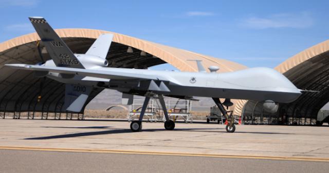 Η κατάρριψη του UAV των ΗΠΑ και το Αιγαίο...