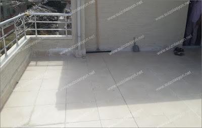 Teras çatı izolasyon uygulama örneği. %100 etkili garantili uygulamalar.