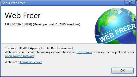 download webfreer browser