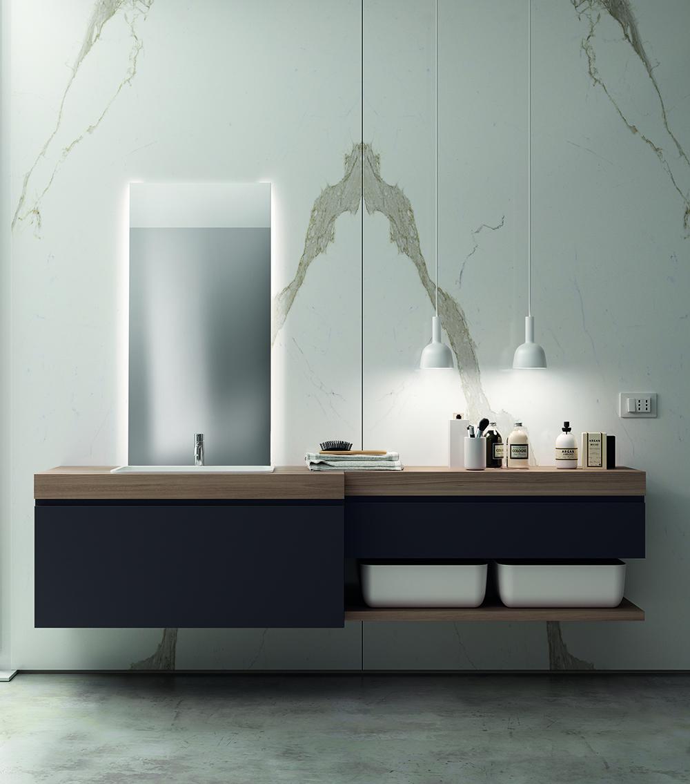 Scavolini bathroom le nuove collezioni alla fiera for Arredo bagno scavolini