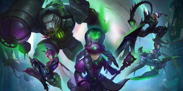 V.E.N.O.M. Squad Full Wallpaper