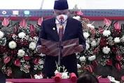 Gubernur Lantik Walikota dan Wakil Walikota Manado Baru