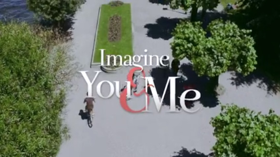 Imagine You and Me 2016 GMA Films, APT Entertainment, and M-Zet Productions romantic movie directed by Michael Tuviera starring Maine Mendoza and Alden Richards showing on July 13, 2016