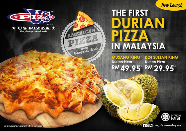 US Pizza Penang