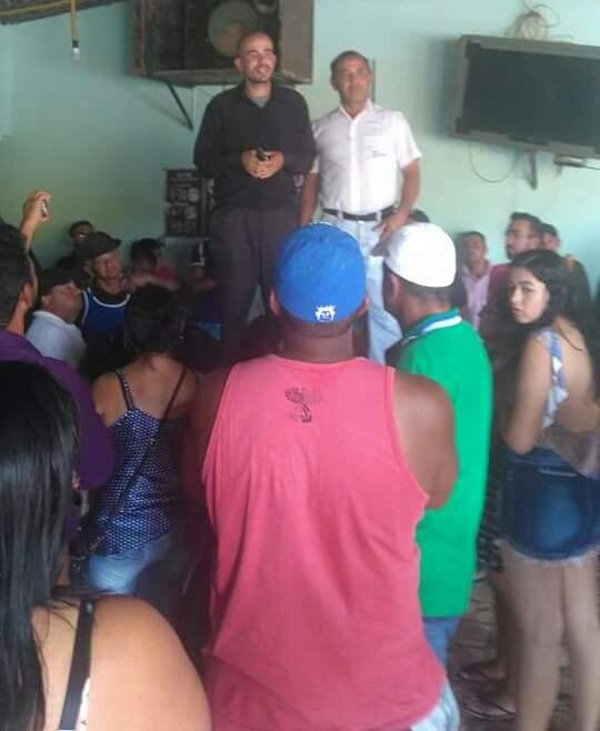 Gesio Neves e seu exército popular