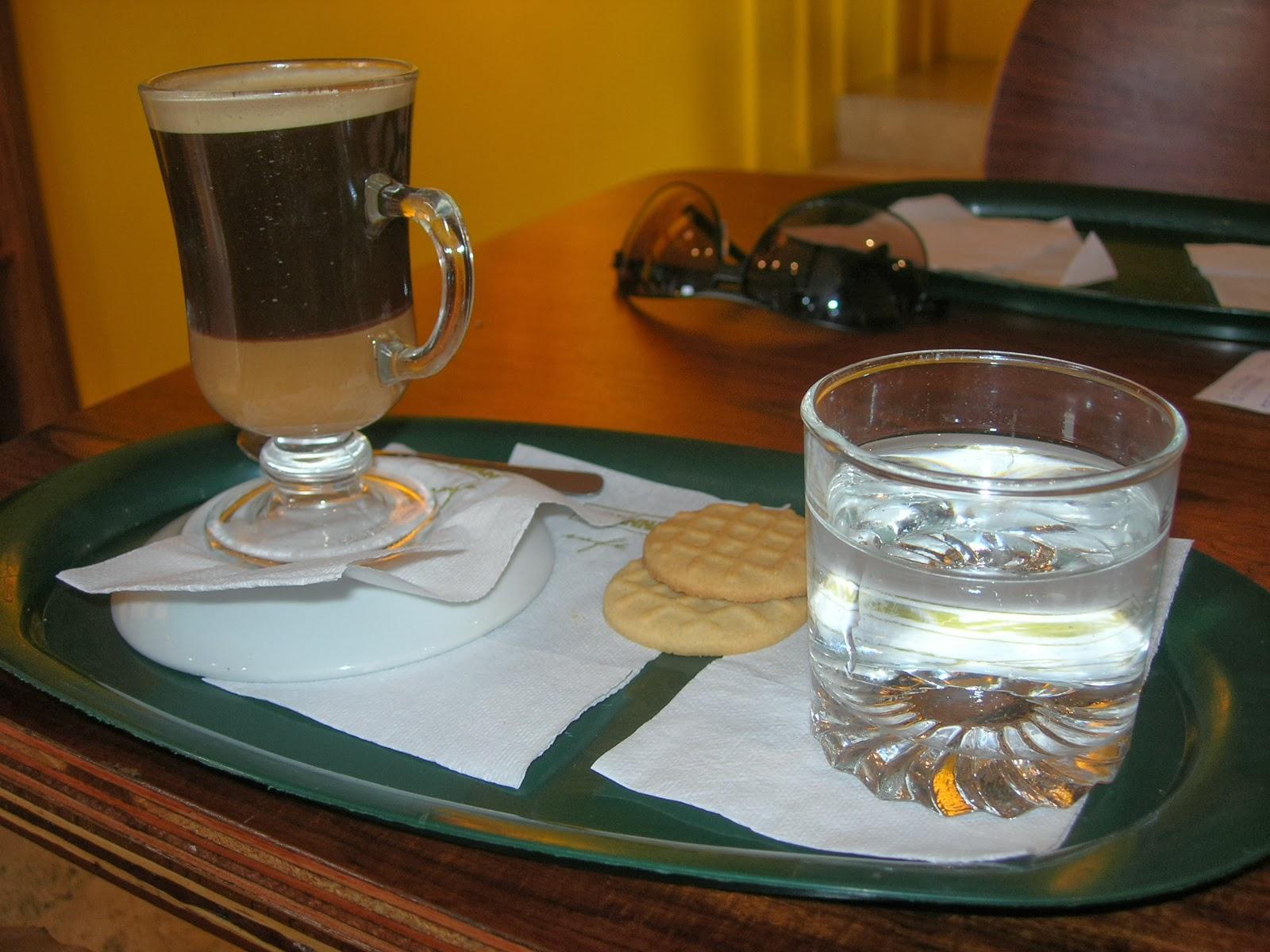 Café com Doce de Leite do Café Havanna