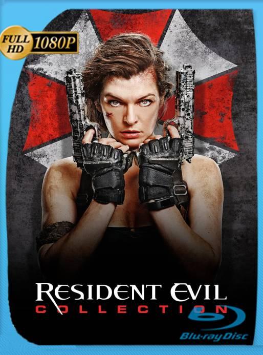 Resident Evil (2002-2017) Colección BRRip [1080p] Latino [GoogleDrive] Ivan092