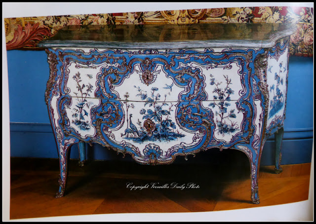 Commode de Madame de Mailly