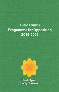 Programme for Opposition 2016-2021