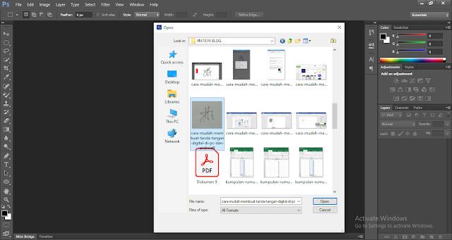 Cara Mudah Membuat Tanda Tangan Digital di PC dan Android