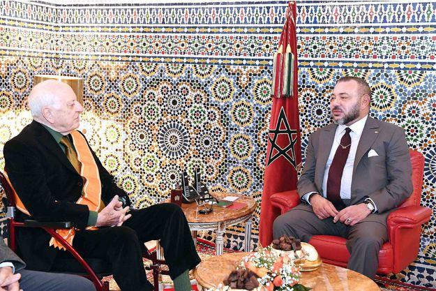 Mohamed VI ya no oculta su homosexualidad