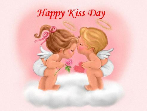 kiss day snoopy