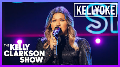 Kelly Clarkson Brings Kellyoke To A Hauntingly Stellar 1990s Visit. Covering Sinead O Connor's Timeless ' Nothing Compares 2 U'! 🕯🌟🎶🎙🎭