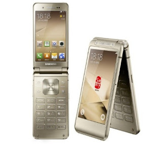 Ponsel Lipat Android Samsung Terbaru