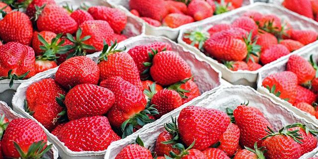 Cuando es temporada de fresas