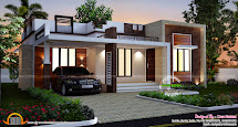3 Beautiful Small House Plans - Kerala Home Design And