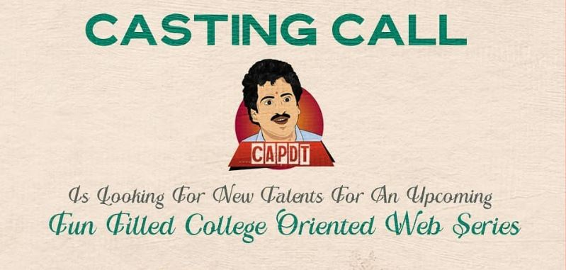 CAPDT Auditions Web Series