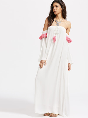 Vestidos Juveniles Blancos 2017