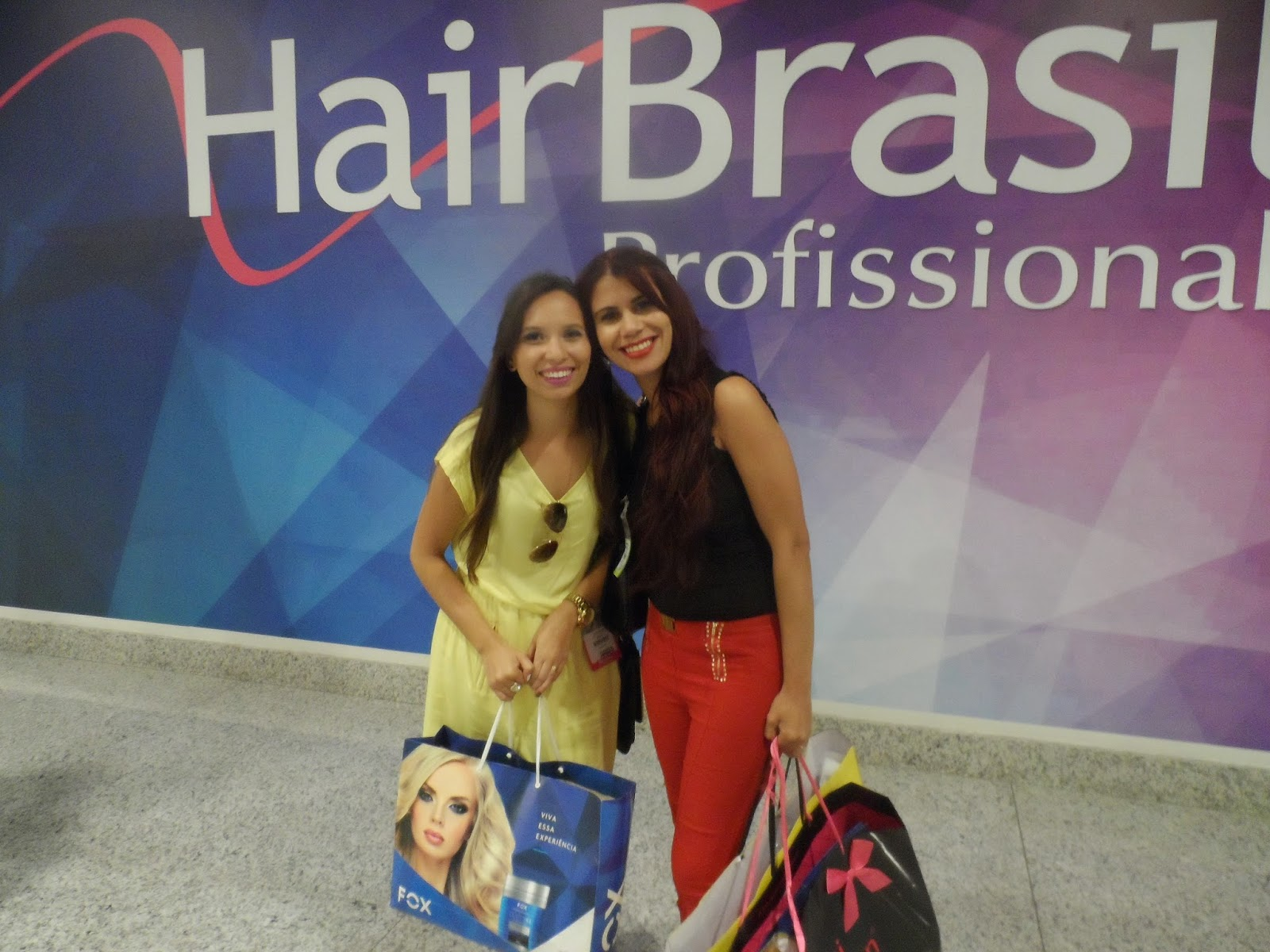 Dicas Hair Brasil 2016 blog estilo modas e manias