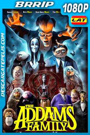 La familia Addams (2019) HD 1080p BRRip Latino – Ingles