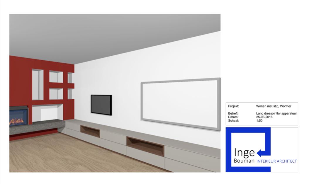 Inge Bouman Interieur Architect: mei 2016