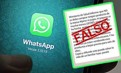 Nueva medida de WhatsApp en contra de las noticias falsa-TuParadaDigital