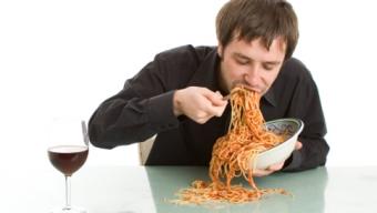Comes+muy+rapido - Que son los malos hábitos alimenticios