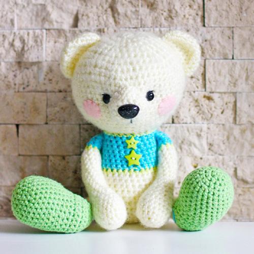 Amigurumi Bear - Free Pattern