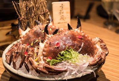 季節限定 幸和達人火鍋料理 玫瑰膏螃蟹鍋