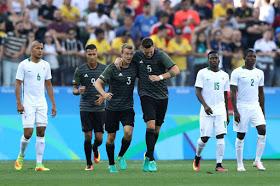 Rio Olympics: Germany Defeats Nigeria 2-0 At Semi-Finals