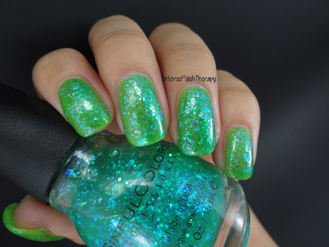 Sinful Colors - Green Ocean