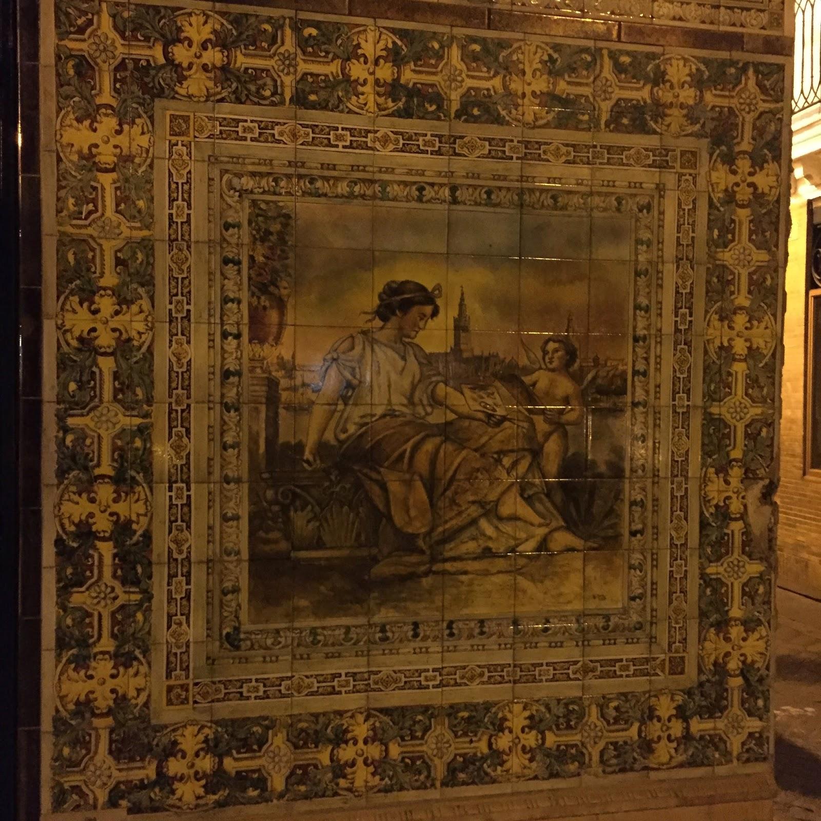 Jorge cano moreno y sus cosas arenal triana casco for Azulejos antiguos sevilla