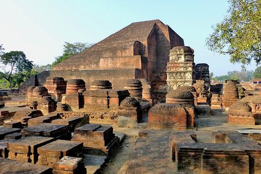 UNESCO World Heritage Sites in Bihar India Nalanda University