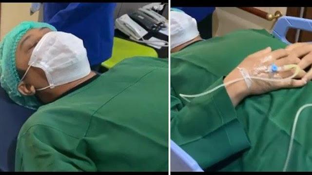 Menderita Penyumbatan Darah di Leher, Ustadz Yusuf Mansur Disuruh Bertobat