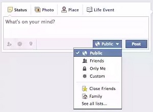 Can restricted friends on facebook post on your wall?