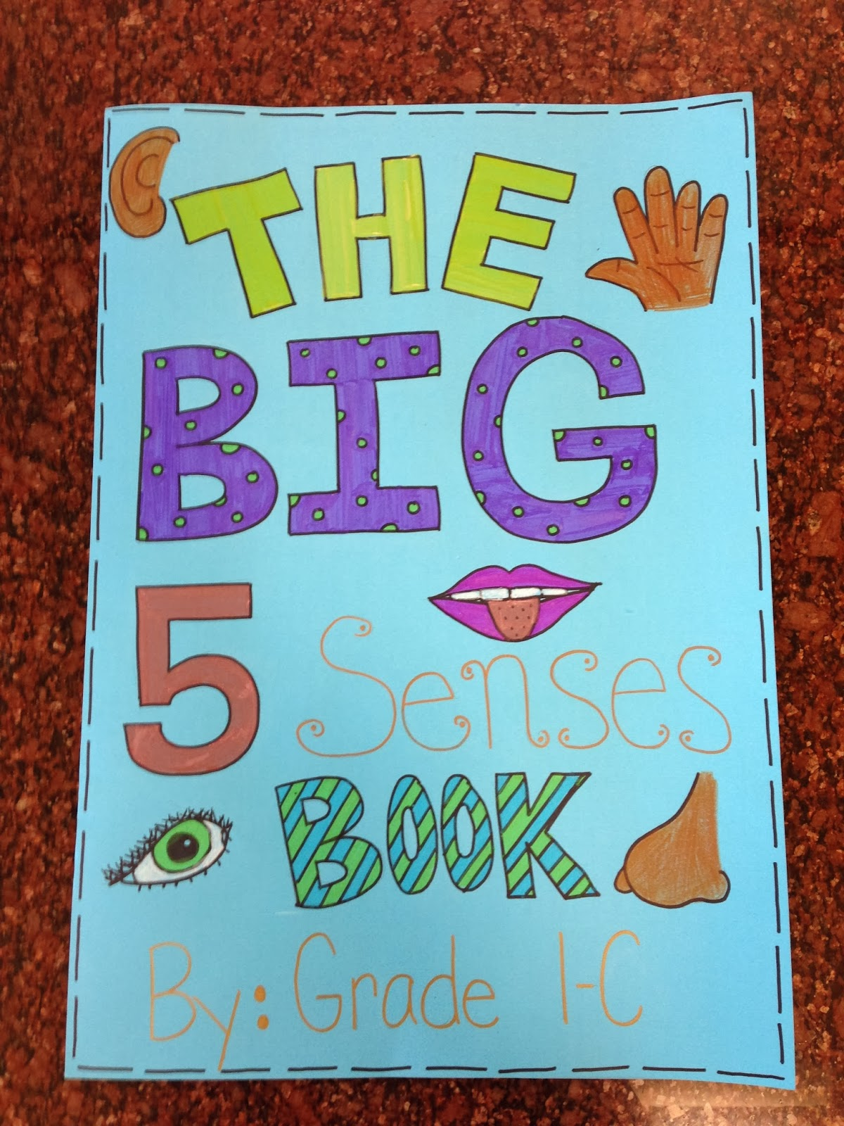 Fantastic Five Senses Unit
