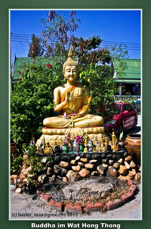 Buddhismus, Tempel, Wat, Hong Thong, Buddha