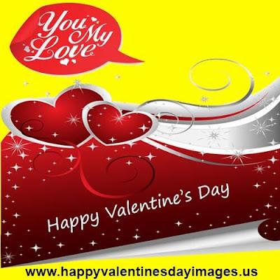 happy valentines day babe