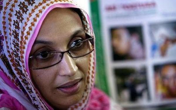 """الكشف عن لائحة المرشحين لجائزة نوبل 2021 تضم الناشطة الانفصالية """"أميناتو حيدر"""""""