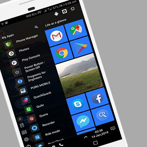 WX Launcher - Windows 10 styled 2019 Launcher 1.8193S | Unlocked