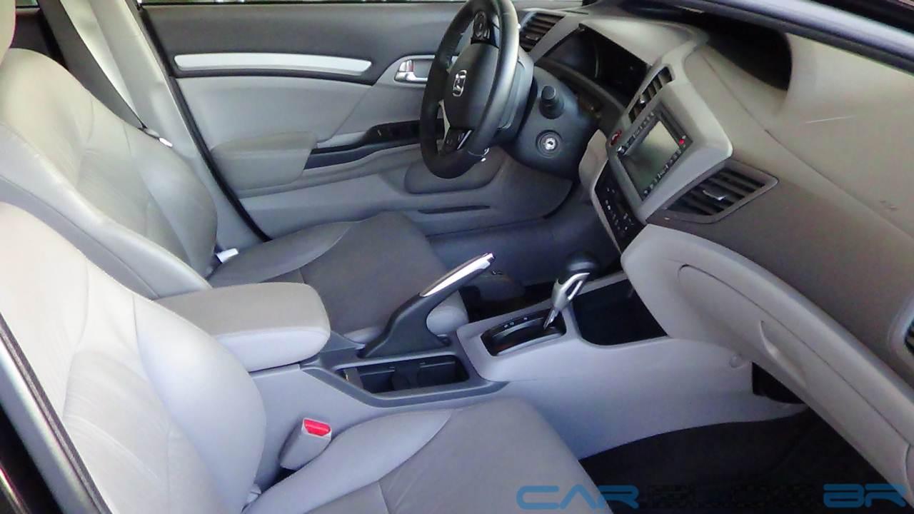 Honda Civic EXS 2013 - fotos, preço, consumo e especificações técnicas   CAR.BLOG.BR