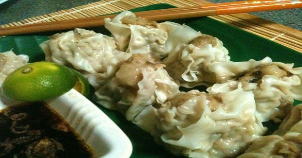 Pork Shao Mai Dumplings Recipe