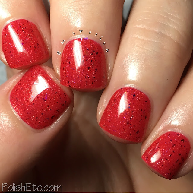 Road to Polish Con - Week 8 - Step Right Up! by Nvr Enuff Polish