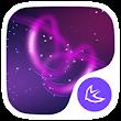 Dazzling-APUS Launcher theme