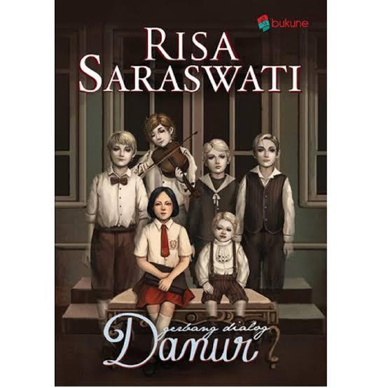 Download Gerbang Dialog Danur - Risa Saraswati pdf
