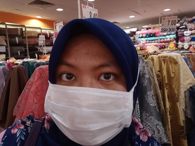 Shoppping langsir Nagoya