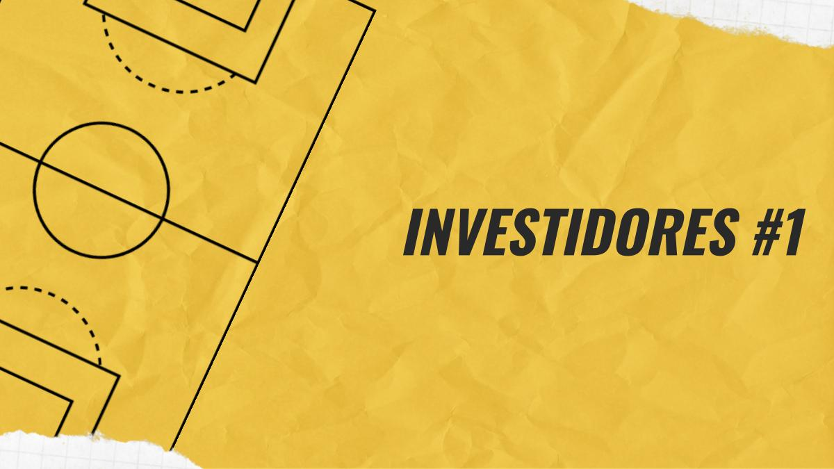Investidores #1 - Cartola FC 2020